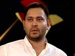 "Nitish Kumar ""Ringleader"" Of Party Of Criminals, Says Tejashwi Yadav"