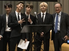 What World's Youths Might Learn From BTS, The K-Pop Stars Who Spoke At UN