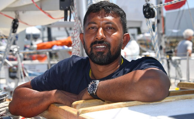 Foreign Media On Abhilash Tomy's Miracle Rescue From 5-Storey-High Waves