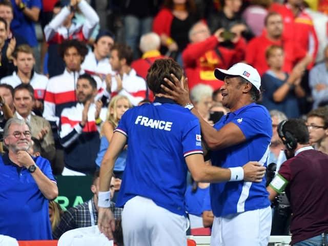 Davis Cup: France Reach Final, United States Fight Back In Croatia