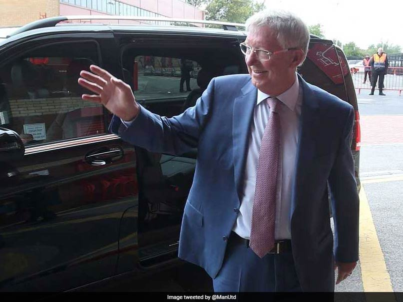 Premier League: Alex Ferguson Returns To Old Trafford For First Time Since Brain Surgery