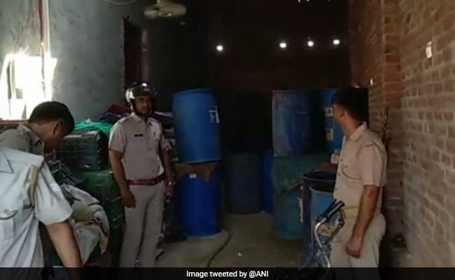3 Dead After Falling Into Pickle Tank At Ghaziabad Factory