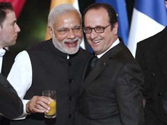 Not Involved In Picking Indian Partner: France On Hollande's Rafale Claim