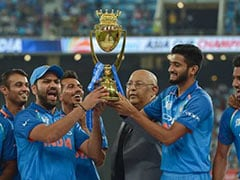 Asia Cup 2018: Captain Rohit Sharma Says Team India's Performance Made Him Look Good