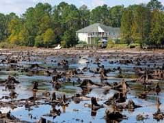Flooding May Worsen As Hurricane Florence Passes Through The Carolinas