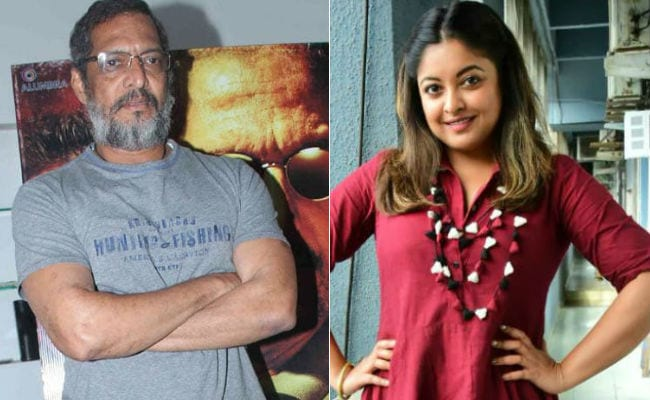 Image result for nana patekar and tanushree