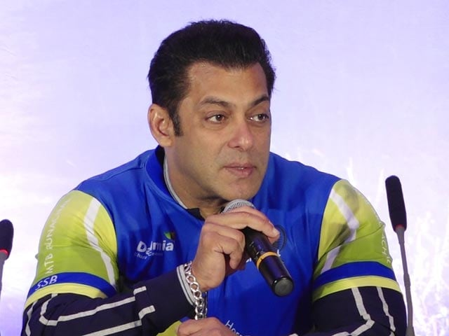 Not Aware Of Tanushree Dutta-Nana Patekar Controversy: Salman Khan