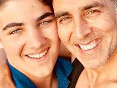 Akshay Kumar's Birthday Post For Son Aarav Takes The Cake
