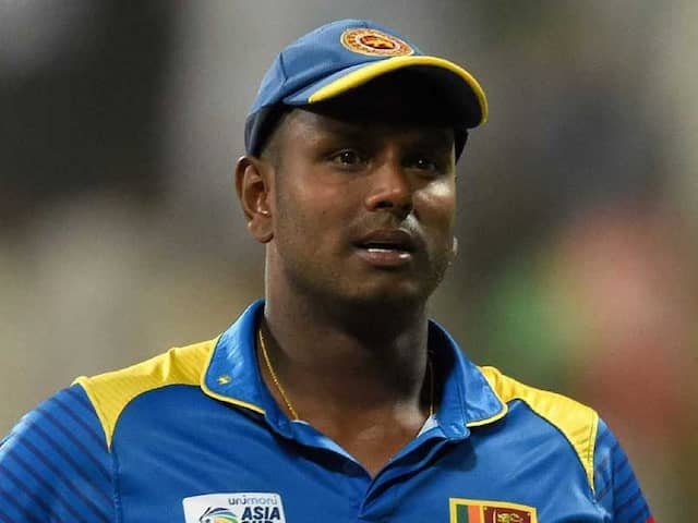Sri Lanka Drop Scapegoat Skipper For England ODIs