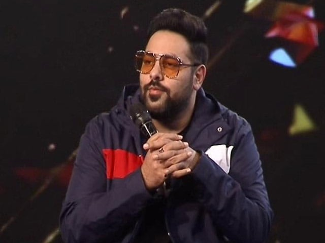 The Badshah Of Rap At NDTV Yuva Conclave