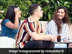 Viral: Priyanka Chopra, Nick Jonas, Sonam Kapoor And Anand Ahuja's Double Date In Italy