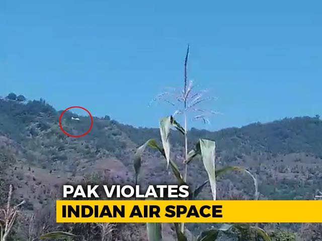 "Video : Pak-Occupied Kashmir ""PM"" Reportedly On Chopper That Violated Airspace"
