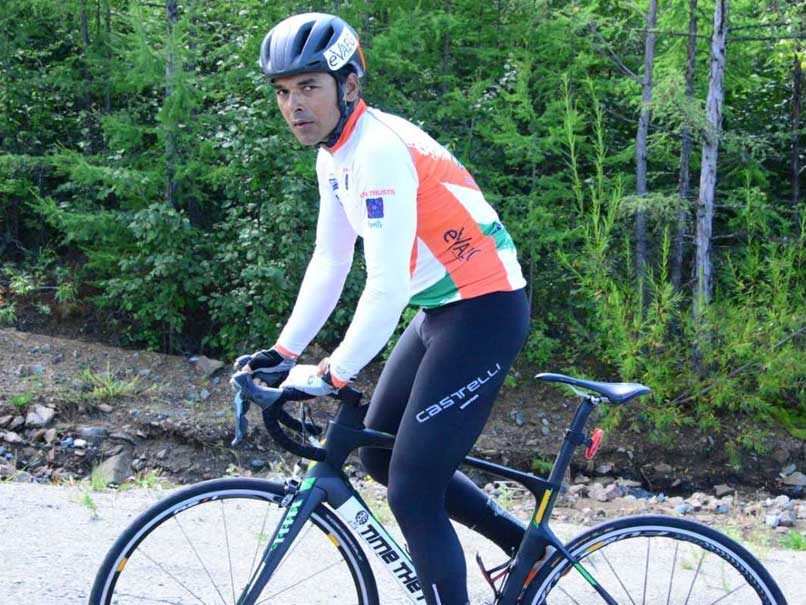 Indian Cyclist Amit Samarth Becomes First Asian Cyclist To Complete Trans-Siberian Extreme Race