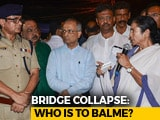 Video : Day After Kolkata Bridge Collapse, No Answers To Million-Dollar Question