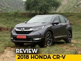 Video : 2018 Honda CR-V Review