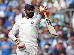 India vs England: Twitter Lauds Ravindra Jadeja For Unbeaten Half-Century Against England
