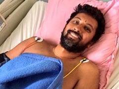 "Rescued Navy Man Abhilash Tomy Says ""Soldier Inside"" Helped Him Survive"