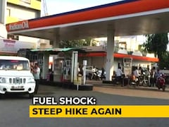 Video: Petrol Price Reaches 90.57 Rupees In Mumbai, Diesel Rate Witness Fresh Hike