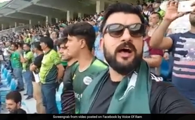 pakistani man adil taj sings indian national anthem at asia cup