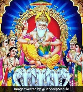 Vishwakarma Puja 2018 History Date Time Facts All You