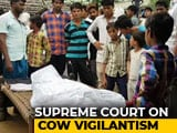 Video : On Compensation For Mob Violence, Supreme Court Pulls Up Centre, States