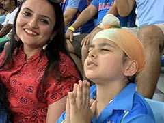 Ind vs Ban: भारत की जीत के लिए यूं दुआ करता दिखा बच्चा, AFG के मैच में रोने पर हुआ था वायरल.. देखें खूबसूरत Pics