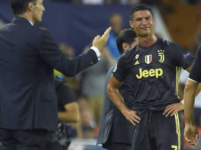 Cristiano Ronaldo Red Card To Be Reviewed By UEFA On September 27