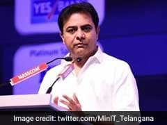 KTR Slams Amit Shah For Questioning Move On Early Polls In Telangana