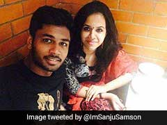 Sanju Samson To Tie The Knot In December