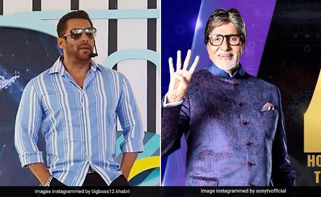 Bigg Boss 12 से 100-200 नहीं इतने करोड़ कमा लेंगे सलमान खान, अमिताभ बच्चन के KBC 10 को यूं देंगे टक्कर