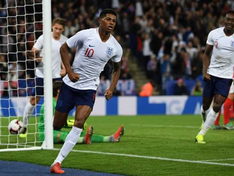 Marcus Rashford Gets England Back To Winning Ways Over Switzerland