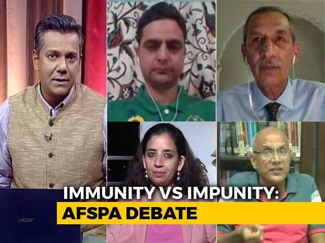 Afspa Jammu And Kashmir: Latest News, Photos, Videos on