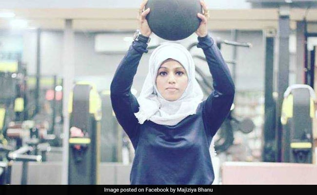 This Hijab-Wearing Bodybuilder Is Breaking Stereotypes In Kerala