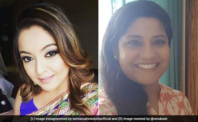 Only Tanushree Dutta Was Traumatised Renuka Shahane Picks