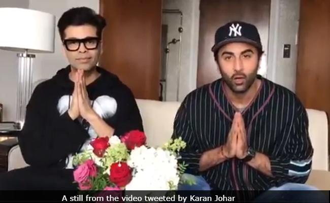 Ranbir Kapoor And Karan Johar Accept Sui Dhaaga Challenge, Nominate Deepika Padukone And Ranveer Singh