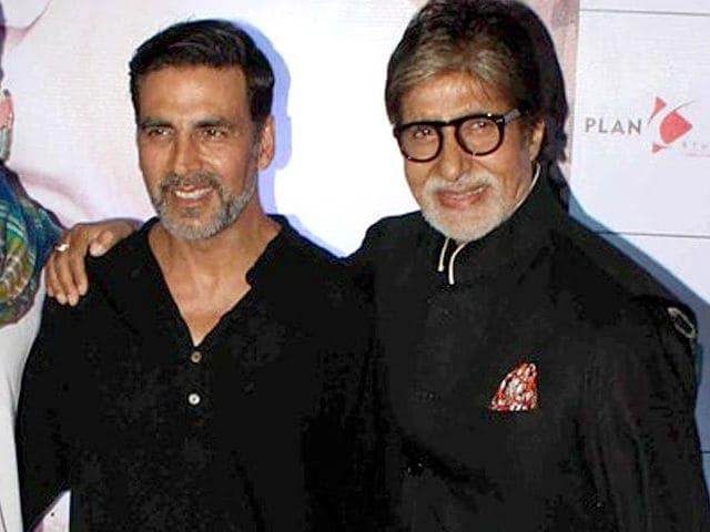 PM Modi Tweets His Thanks To Amitabh Bachchan, Akshay Kumar For Promoting Swachhata Campaign