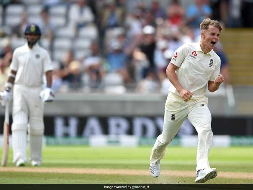 'Smart Thinker' Curran Is England's Find Of The Series, Says Tendulkar