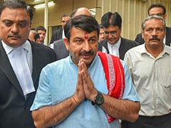 Criminal Complaint Filed Against Manoj Tiwari Over Rs 2000 Crore Scam
