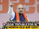 Video : As Allies Junk Goa Plan, BJP Scouts For New Formula