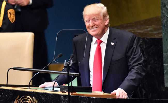 Donald Trump Brings Rare Laughter To Solemn UN Meeting