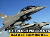 Video : India Government Chose Anil Ambani For Rafale, Says Francois Hollande