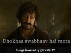 Mumbai Police Uses <i>Thugs Of Hindostan</i> Meme, Twitter Loves It
