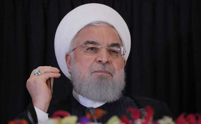 Iran's Rouhani Presents Budget, Says US Sanctions To Affect Lives, Growth