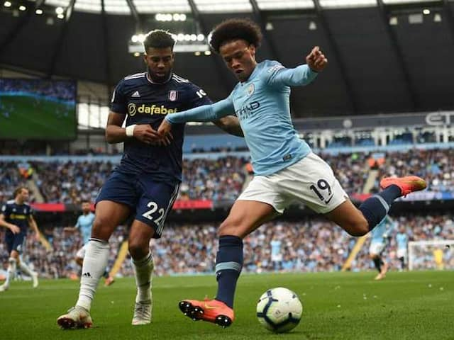 Premier League: Leroy Sane Stars As Manchester City Prove Too Strong For Fulham