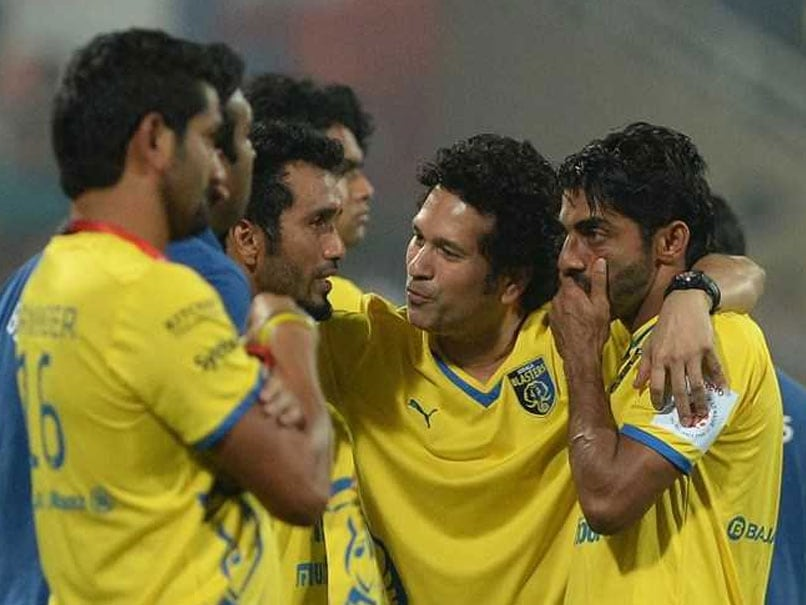 Sachin Tendulkar Ends Association With Kerala Blasters