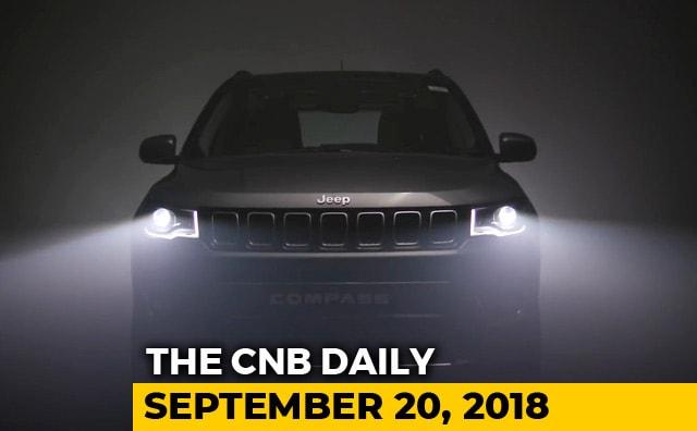 Mercedes-Benz C-Class, Jeep Compass, Suzuki Jimny, Datsun Go & Go+