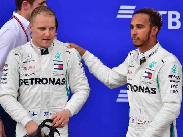 "Russian Grand Prix: ""Strangest Day Of My Career"", Says Lewis Hamilton After Win"