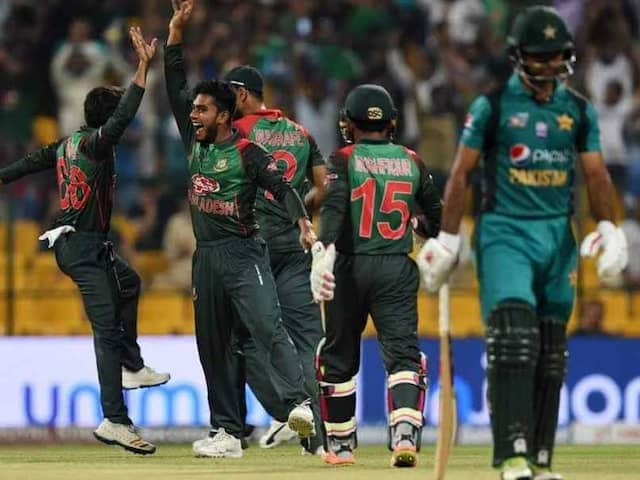 Asia Cup 2018: Gritty Bangladesh Stun Pakistan To Set Up Asia Cup Final Date With India