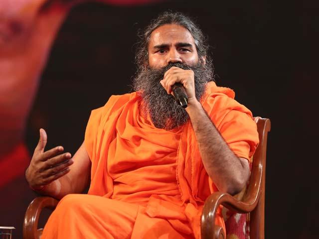"Video : NDTV Yuva Conclave: Baba Ramdev On Being ""The Yogi Billionaire"""