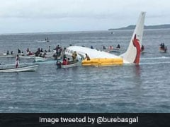 Pilot Blamed For Lagoon Crash Where Passengers Swam For Their Lives